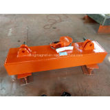 Elettro magnete di sollevamento industriale per il piatto d'acciaio sulla gru