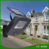 Solargarten-Lampen-Solarscheinwerfer-Infrarotim freienbeleuchtung-justierbares Garage-Licht der licht-30 LED