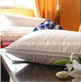 Qualitäts-Baumwolleweißes Healthly Hotel-Kissen 100%