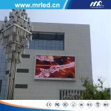 Mur polychrome d'écran d'affichage à LED de la publicité extérieure de P10mm