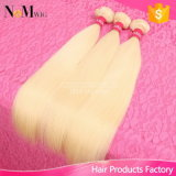 613 Blonde Bleach Brazilian Curly / Deep Wave / Body Wave / Straight Human Hair Extensions