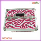 1 Trolley Hair Stylist Beauty Tool Case (SATCMC015)に付きシマウマPrinting 2