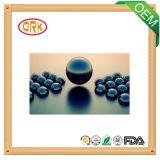 Color de silicona buena bola de goma Elongación