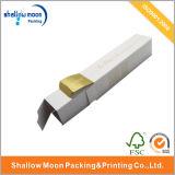 Weißer Gola Haut-Sorgfalt-Papierverpackenkasten (QY150015)