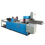 Guardanapo de papel da dobradura automática da impressão de duas cores que faz o preço da máquina