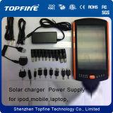 Fuente de alimentación de uso múltiple solar del cargador 23000mAh para el iPod, móvil, computadora portátil, MP3, MP4