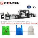 Sac de empaquetage non tissé de best-seller faisant la machine (Zxl-B700)