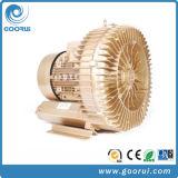 энергосберегающая воздуходувка надутого воздухом резинового кольца 5.5kw, регенеративная воздуходувка воздуха