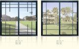 白いアルミニウムプロフィールのガラス開き窓のWindowsの製造業者