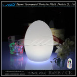 Lampe de table d'usine Lampe LED avec matériau PE