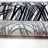 Linen вискоза смешивая напечатанную ткань для одежды & домашних тканиь