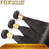 高品質Human Hair SoftおよびSilky Straight Hair Extensions