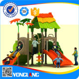 Forest coloré Series Outdoor Playground Double Slide pour Children (YL-L167)