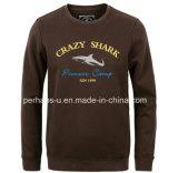 暖かく長い袖の冬のセーターのWitthプリントロゴ