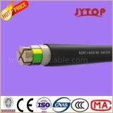 Yxv (N2XY) kupfernes Kabel, 0.6/1 KV XLPE isoliert, vieladrige Kabel, mit kupfernem Leiter