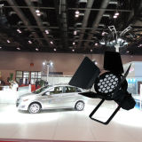 Luz de interior auto de la etapa del Car Show de DMX 31*10W LED