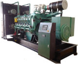 1MW al múltiplo 50MW fija el generador paralelo del gas