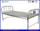 중국 싼 금속 편평한 의학 침대 가격에서