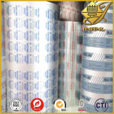 Papier d'aluminium laqué 25 par microns pour l'emballage transparent