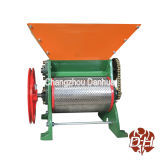 Машина разрывателя кофейного зерна вишни 3 ртов (чугун & нержавеющая сталь)
