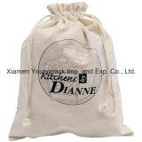 Выдвиженческие изготовленный на заказ многоразовые Eco содружественные рециркулируют носят мешок холстины хлопка ткани 100% ситца Tote покупкы естественный
