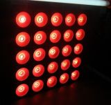 25PCS 30Watt 3in1 RGB LED de la colada Matrix Light
