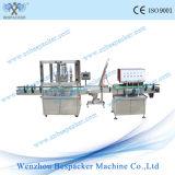 Tipo máquina que capsula líquida del soporte de la alta calidad de la máquina de rellenar de E