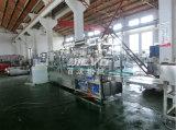 Compléter la chaîne de production de mise en bouteilles d'eau potable minérale de la bouteille 3L-10L