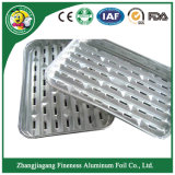 Aangepast SHAPE van Aluminiumfolie Tray