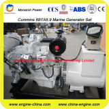 80kVA Cummins Marine Power Generator door 6bt5.9-GM83