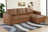 中国の家具のベストセラーの現代部門別のソファーベッドHc08