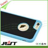 Caixa mágica do telefone móvel da adsorção do PC antigravitante Nano de TPU para o iPhone 6