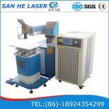 Equipo grande de /Welding de la soldadora de laser de la fibra del molde del coche