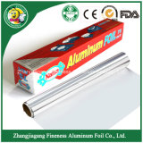 Supermercado Aluminum Foil Roll para Food Package e BBQ