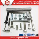 Befestigungsteil-Hex Schraube, Flansch-Schraube, Wagen-Schraube, Rad-Schraube, Flügel-Schraube, Augen-Schraube