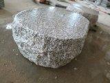 Pietra della tomba del granito della bramma della pietra tombale