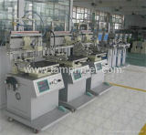 Imprimante plate verticale automatique d'écran de la CE d'aspiration de vide de TM-400p