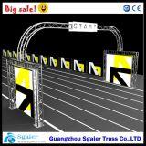 Ziellinie Aluminiumbinder, LED-Ziel Poal Binder, Marathon-Binder