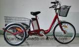 трицикл Rseb-705 более старых людей большого колеса 24inch электрический