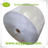Rolo enorme de impermeabilização da posição da qualidade do papel três térmico