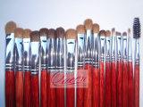 Kits 31PCS Synthetic Hair Professional Makeup Brush Setを完了しなさい