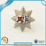 Nice Price Custom Company Logo Badge en métal magnétique