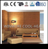 Economia de energia infravermelha do calefator de quartzo do calefator do agregado familiar