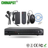 Hot Mobile APP DVR Kit P2P CCTV NVR (PST-NVR204)