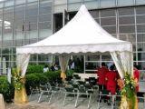 шатер Pagoda сени сада Gazebo 5X5m напольный