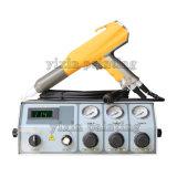 Système d'essai manuel portatif électrostatique automatique de pistolet de pulvérisation de machine d'enduit de poudre