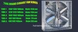 '' Geflügel-Absaugventilator des automatischen Blendenverschluss-1380mm/54 geöffneter