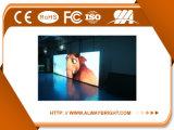Visualización de LED a todo color de interior de la fábrica P6 de Shenzhen