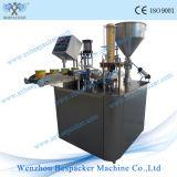 Automatische Fruchtgelee-Gefäß-Cup-Abdichtmassen-Maschine für Flüssigkeit