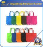 安いリサイクルされたカスタム印刷のショッピング非編まれた袋